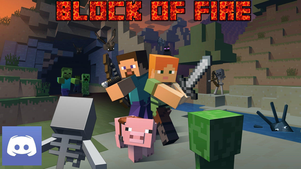Block Of Fire