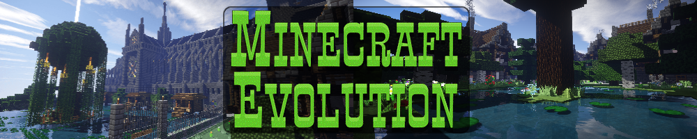 minecraft-evolution